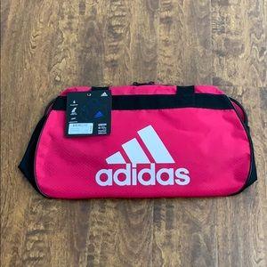Adidas Diablo Small II Duffel Bag Bold Pink Sport